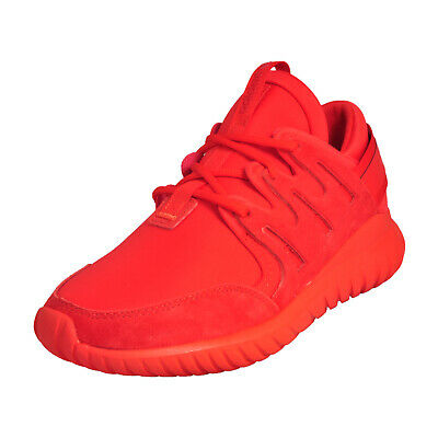 Adidas Originals Tubular Nova Mens Premium Classic Casual Retro Trainers Red
