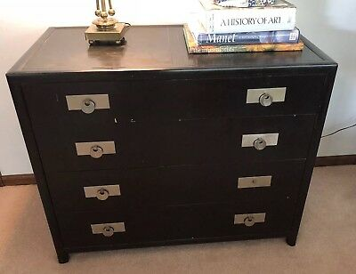 BAKER FURNITURE BY MICHAEL TAYLOR New World CHEST