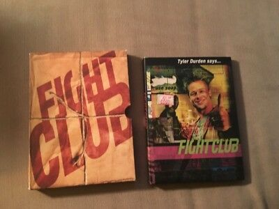 Fight Club DVD deluxe edition