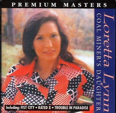 Loretta Lynn ~ Coal Miner's Daughter NEW CD 20 Country Greatest Hits / Best Of