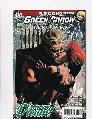 Green Arrow And Black Canary #27 (DC 2010)