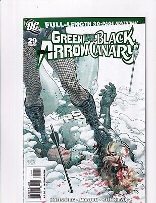 Green Arrow And Black Canary #29 (DC 2010)