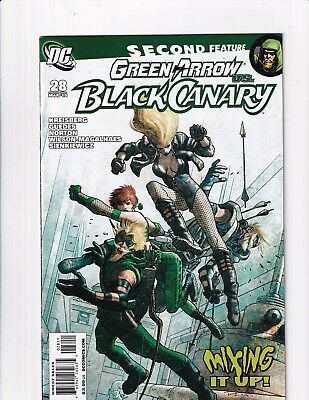 Green Arrow And Black Canary #28 (DC 2010)