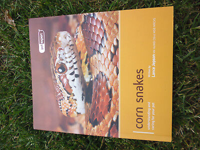 CORN SNAKES (pet expert) 192 pages