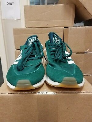 Adidas INIKI RUNNER Green White Gum Sneaker BY9726 Men s Shoes-USED SIZE 8.5 3268a4d7c