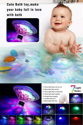 Waterproof Swimming Pool lights Floating Pool Light Bulb for Pool Pond Hot Tub