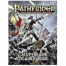 Pathfinder Roleplaying Game: Ultimate Campaign New (Hard Back)