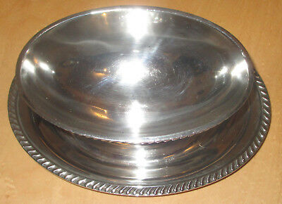 Antique Reed & Barton Gravy Boat V Silver 3000 Silver soldered , no lid