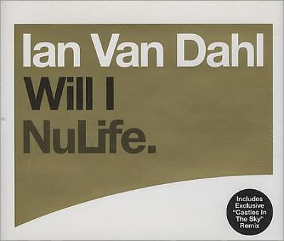 "Ian Van Dahl Will I CD single (CD5 / 5"") UK 74321903402 NULIFE 2001"