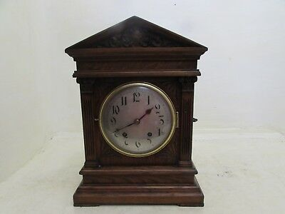 Antique TingTang Bracket Clock Winterhalder Hofmeier Schwaerzenbach Black Forest