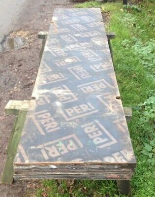 6)Trailor Floor Boards .£15.00 Each.