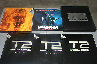 Laserdisc database terminator 2: judgment day: special edition.
