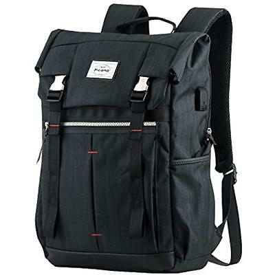 """Business Laptop Backpack, P.KU.VDSL Picano Series Anti Theft Computer Fits 14"""""""
