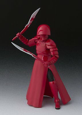 S.H.Figuarts Star Wars Elite Praetorian Guard Double Blade The Last Jedi