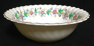 Royal Doulton CHATSWORTH H4798 Round Vegetable Serving Bowl EXCELLENT
