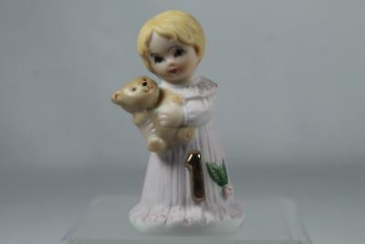 Growing Up Girls - Age 1 Blonde #E-2301 Beautiful New In Box