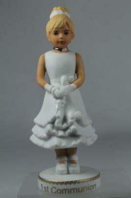 Growing Up Girls - 1st Communion Blonde #4007029 Beautiful New In Box