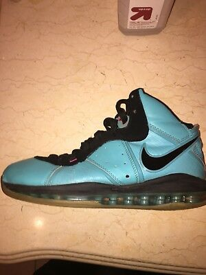 new product 2d152 632f9 nike lebron 8 south beach Size 10 Authentic