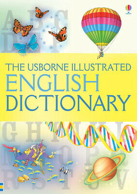 The Usborne illustrated English dictionary by Jane Bingham (Paperback /