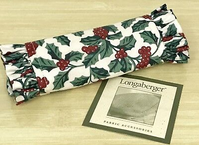 Longaberger Traditional Holly Handle Gripper