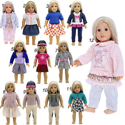 Pants Coat Dress Clothes Clothing For American Girl For Our Generation Doll