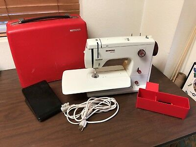 BERNINA 40 SEWING Machine 4040 PicClick Unique Bernina 807 Sewing Machine