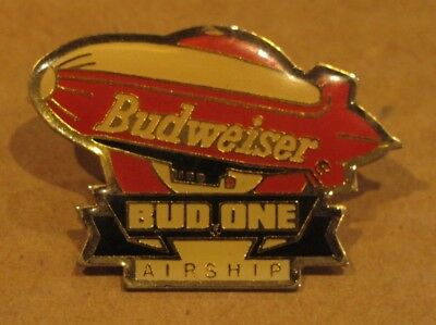Budweiser Bud One Airship Hat Pin