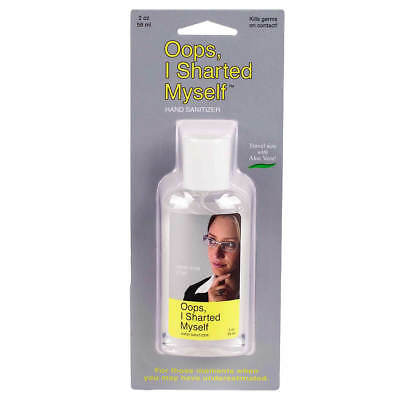 """Hand Sanitizer """" Oops, I Sharted Myself """" Kitsch Funny Funny Clean Gift Idea"""