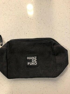 Hanz De Fuko travel bag dopp Free Shipping Never used claymation cream wax