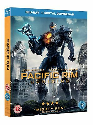 Pacific Rim - Uprising (with Digital Download) [Blu-ray]