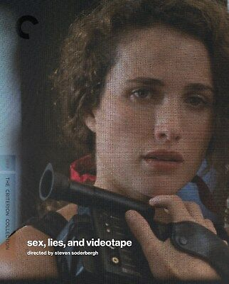 Sex, Lies, and Videotape - The Criterion Collection (Restored) [Blu-ray]