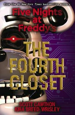 Five Nights at Freddy's #3: The Fourth Closet by Scott Cawthon Paperback Book Fr