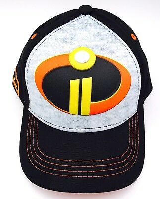 Disney Incredibles 2 Movie Boys Girls Hat Baseball Cap Back to School Supplies