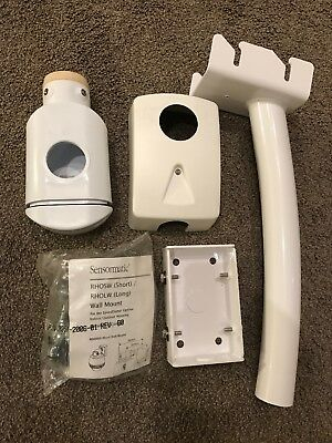 Brand new- American Dynamics RHOLW Large Wall Mount, Dome Camera Bracket