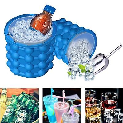 Magic Ice Cube Maker Genie The Revolutionary Space Saving Ice Cube Maker Tools h