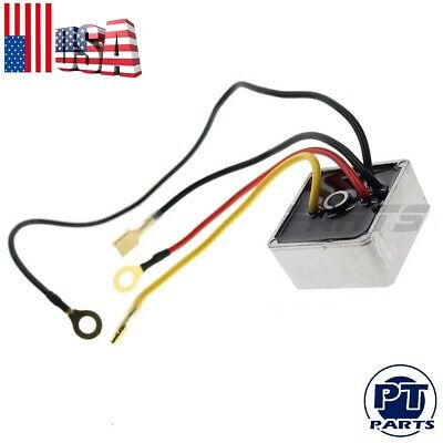 New Club Car DS Gas Golf Cart 1992-2007 Voltage Regulator 1027112-01 1015777