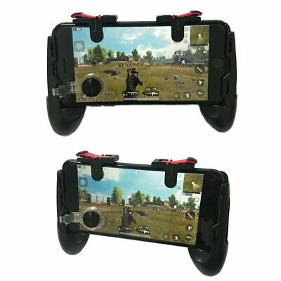 Mobile Game Joystick Handle Shooter Controller For PUBG Fortnite iOS Android HU