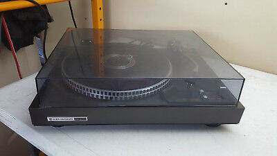 Kenwood Direct Drive Turntable Kd-2070