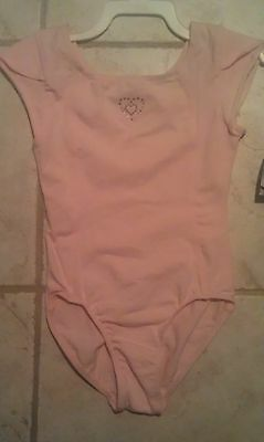 Girls Nwt M (7/8) Freestyle By Danskin Leotard Ballet, Tap, Gymnastics, Dance