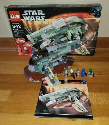 Lego Star Wars 7964 Republic Frigate Complete With Box And