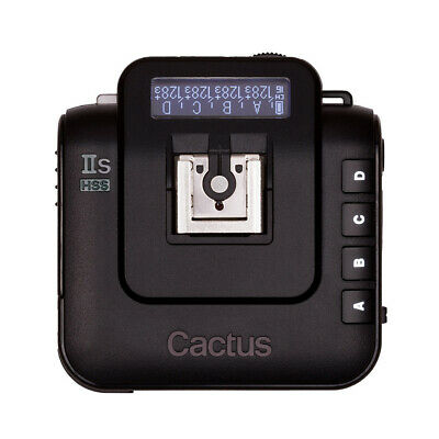 Cactus V6 IIs Wireless Flash Transceiver for Sony