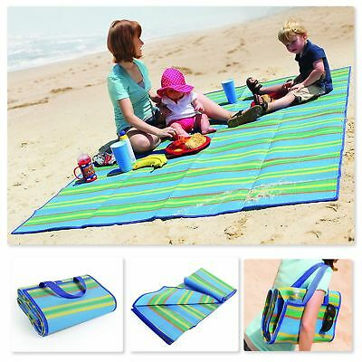 Bright 200 X 200cm Beach Mat Sand Free Magic Mat Beach Sandless Foldable Outdoor Waterproof Blanket Camping Picnic Folding Mat Camping Mat Camping & Hiking