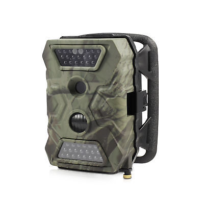 OutbackCam: Wireless Trail Camera with 1080p Full HD Video & 12MP Still Photo,