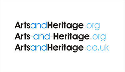 ArtsandHeritage.org domain names, sold as one lot. Arts and Heritage