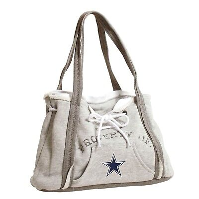 Dallas Cowboys Purse Hoodie Style Handbag NFL Football Licensed Womens Bag