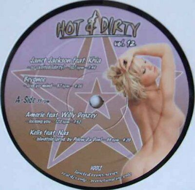"Various - Hot & Dirty Vol. 12 Vinyl 12"" 0715265"