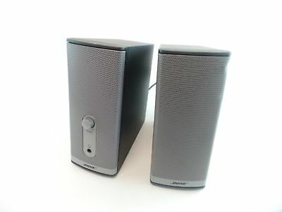 Bose Companion 2 Series Ii Pc Multimedia Speaker