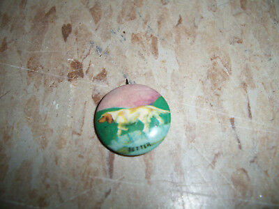 Antique Irish Setter Pin Dog Very old very rare