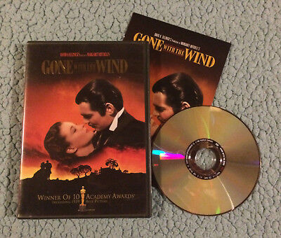 Gone with the Wind [1939] | DVD | Like New Condition