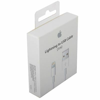 Original Apple IPhone X 8 7 7 Plus 6 6s Lightning USB Cable Charger Authentic